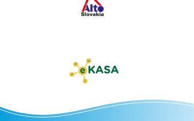 UPRESNENIE k výmene autentifikačných údajov v systéme eKASA