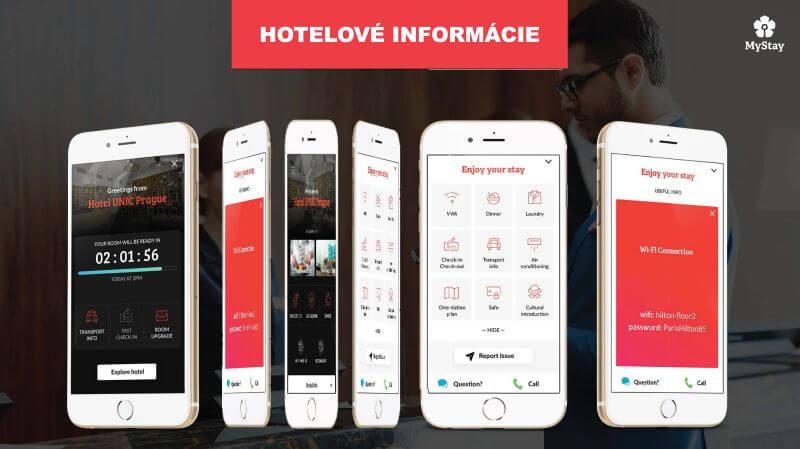 MyStay - Hotelove informacie